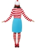 Wheres Wally Female Costume